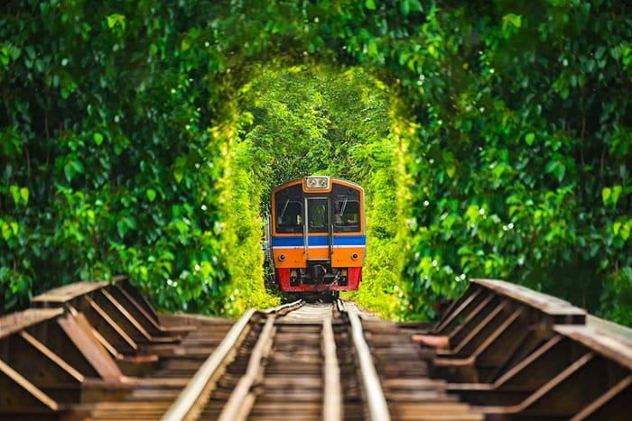 I Treni da Bangkok a Chiang Mai