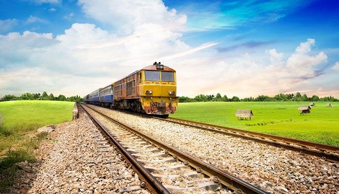 Il Treno da Bangkok alla Cambogia