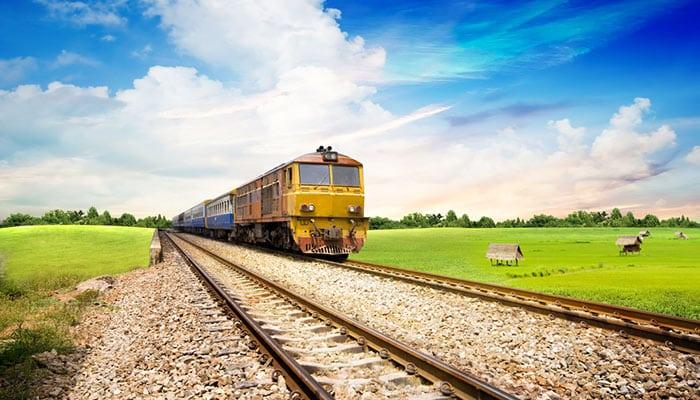 I treni da Bangkok a Koh Phangan