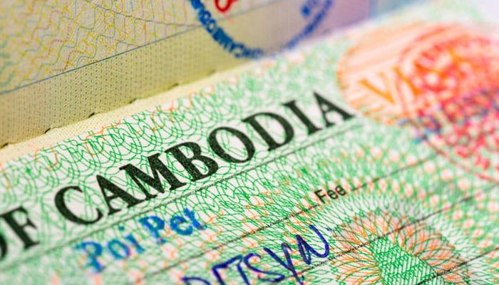 Informazione Visti per la Cambogia
