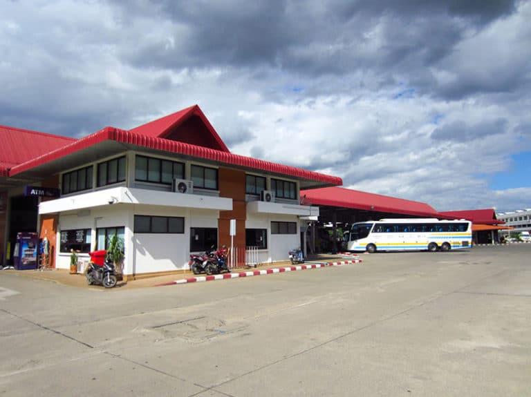 Arrivare a Chiang Rai in Autobus