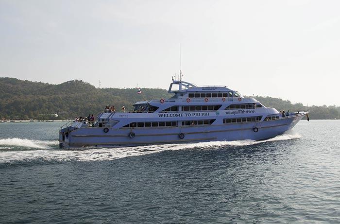 Traghetto da Phuket a Krabi