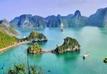 Da Hanoi a Baia di Halong