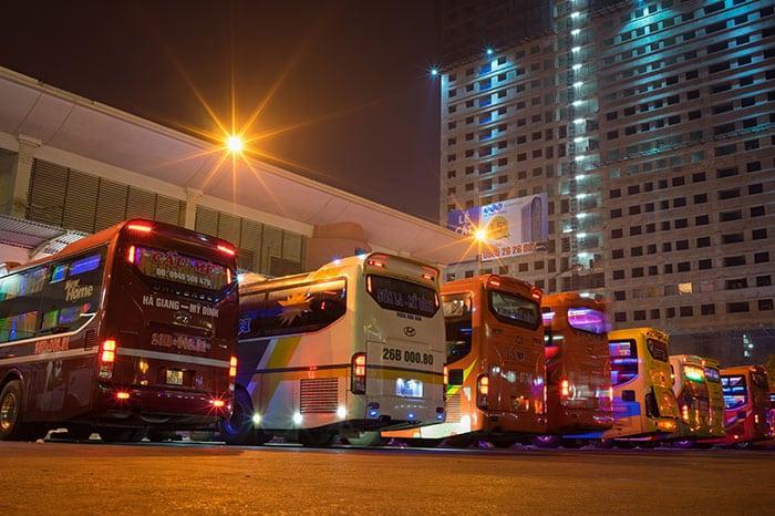 Autobus Più Economici per Baia di Halong