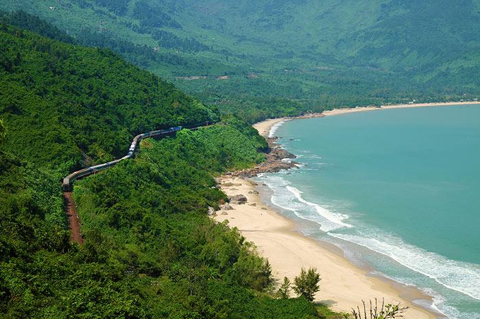 Da Hanoi a Ho Chi Minh in Treno