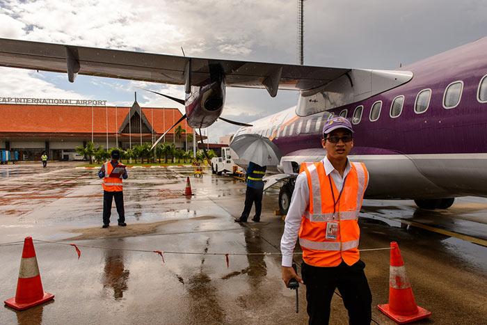 Prendere un Volo da Siem Reap a Sihanoukville