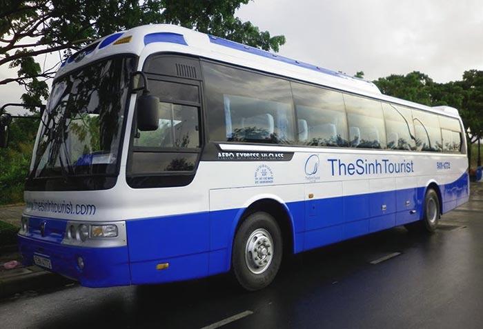 Da Ho Chi Minh a Siem Reap in Autobus