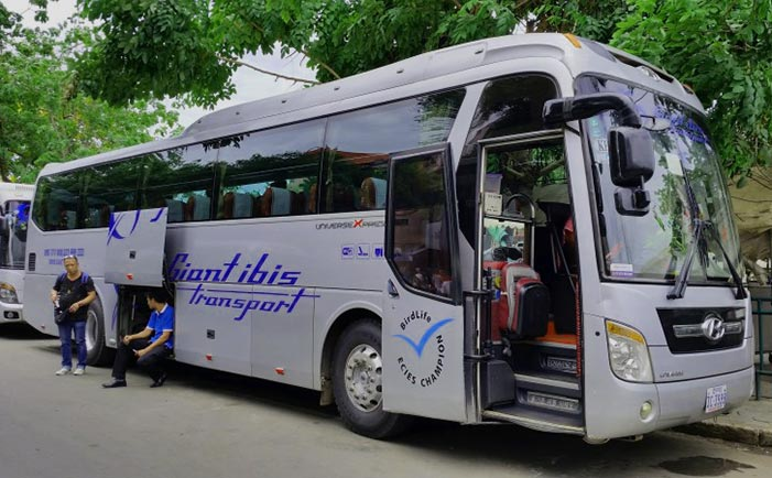 Autobus da Phnom Penh a Sihanoukville