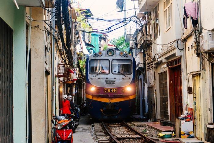 Opzioni di Viaggio da Hanoi a Hue