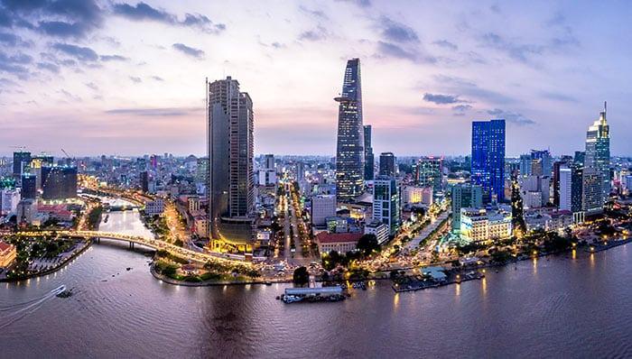 Opzioni per andare da Ho Chi Minh a Siem Reap