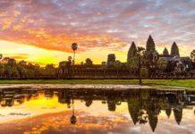 Da Bangkok a Siem Reap