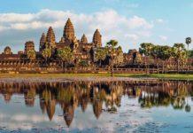 Da Bangkok ad Angkor Wat