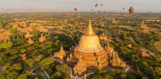 Da Mandalay a Bagan