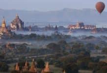 Da Yangon a Bagan