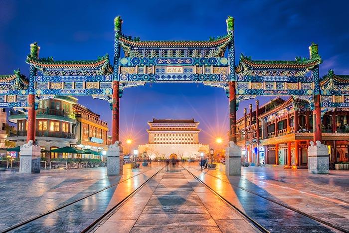 Opzioni per Andare da Pechino a Shanghai