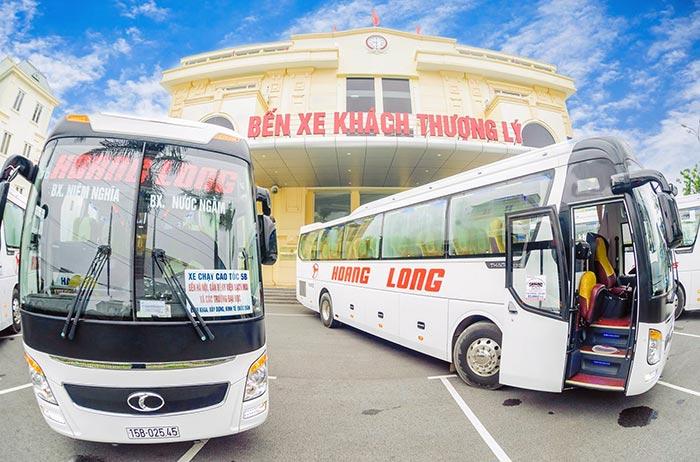 In Autobus da Da Nang a Hanoi