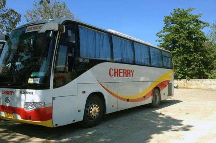 Autobus da Puerto Princesa a El Nido