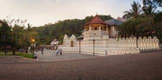 Von Colombo nach Kandy