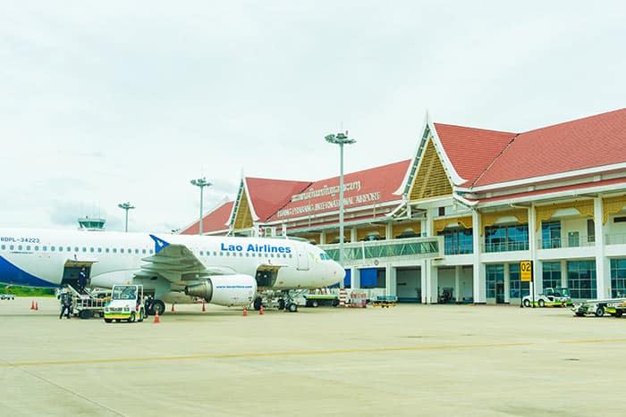 Voli da Vientiane a Luang Prabang