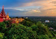 Da Yangon a Mandalay