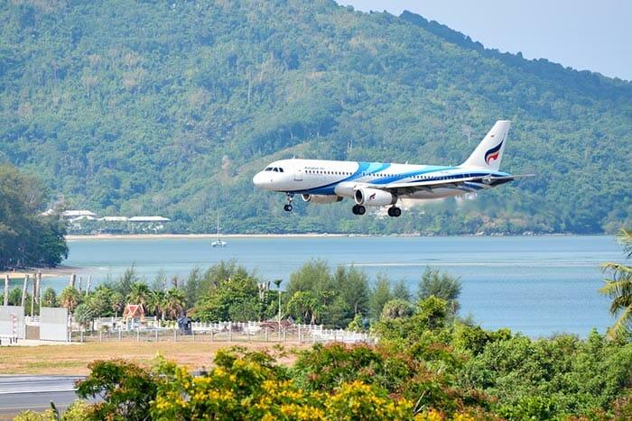 Voli da Phuket a Koh Phangan