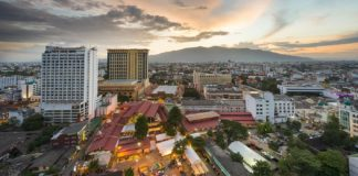 Da Ayutthaya a Chiang Mai