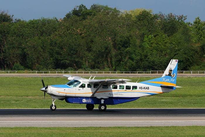 Prendere un volo da Chiang Mai a Pai