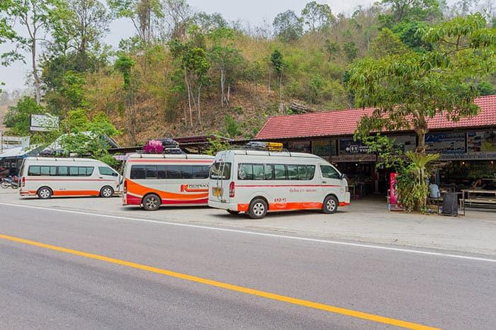 Da Chiang Mai a Pai in Pulmino