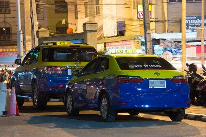 Un'Opzione Costosa - Un Taxi da Chiang Mai a Pai