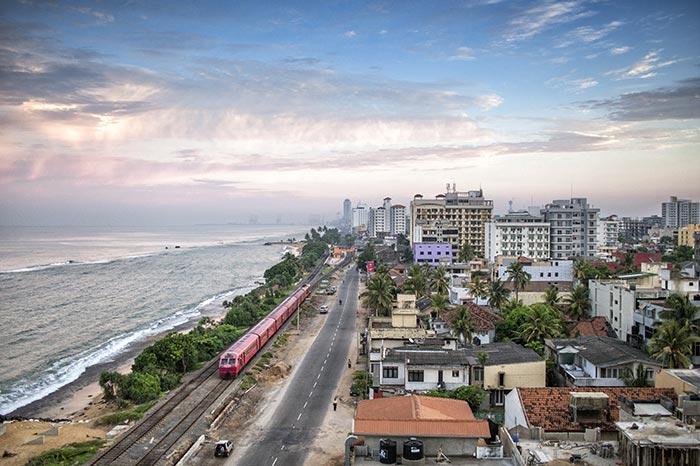 Andare da Colombo a Galle – Le Opzioni