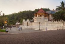 Da Colombo a Kandy