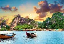 Da Krabi a Phuket