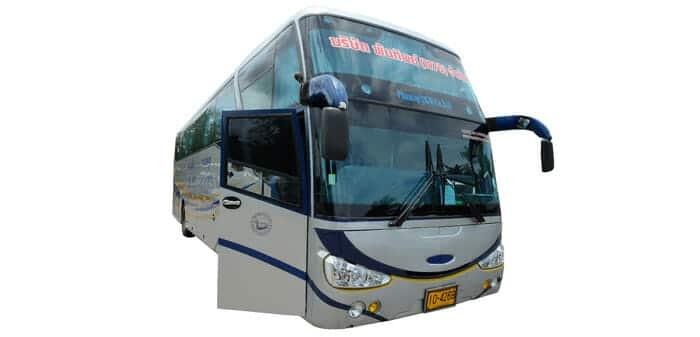 Da Krabi a Phuket in Autobus