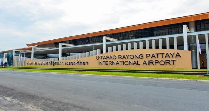 Aeroporto Internazionale U-Tapao Rayong Pattaya