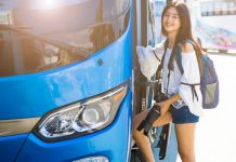 Viaggiare con l'Autobus in Vietnam