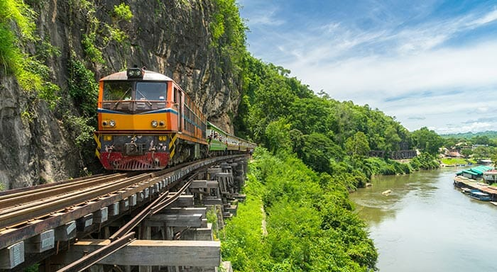 E' Sicuro Prendere il Treno in Tailandia?