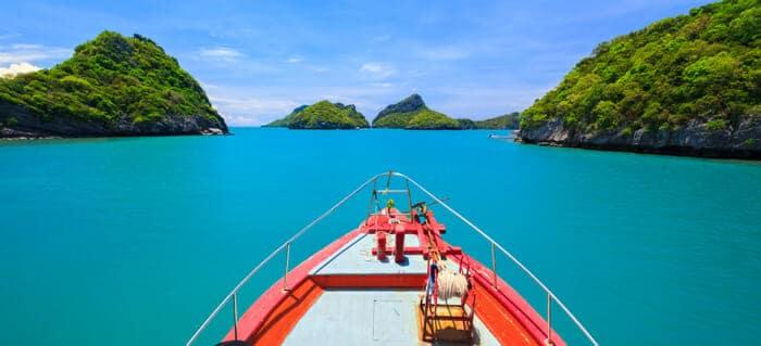 Opzioni per Andare da Koh Phangan a Koh Samui