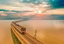 Viaggiare in Treno in Tailandia
