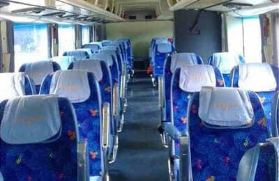 Autobus Express in Tailandia