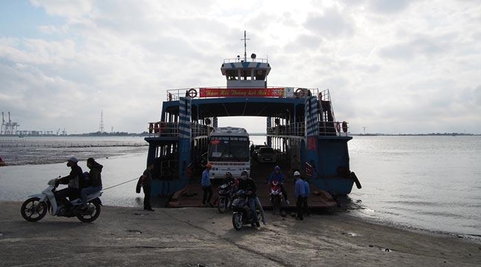 Opzioni di Viaggio per andare da Hanoi a Cat Ba