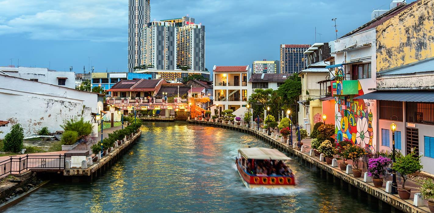 Opzioni di Viaggio per andare da Kuala Lumpur a Malacca