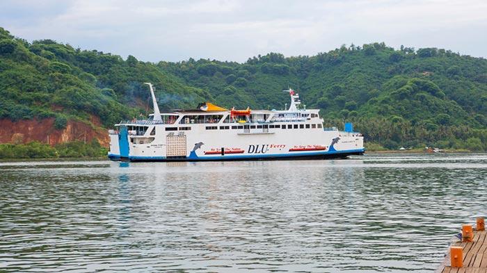 Traghetto pubblico per andare da Bali a Lombok