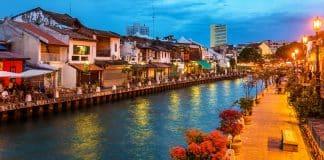 Da Singapore a Malacca