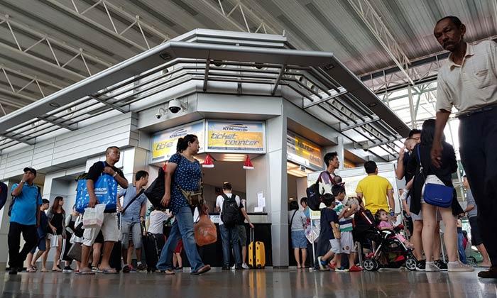 Il Treno da Singapore a Malacca