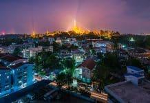 Da Bangkok a Yangon