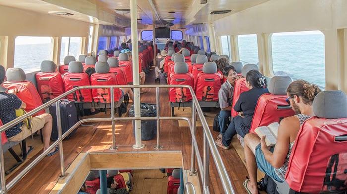 Traghetti per Koh Phi Phi e Koh Lanta