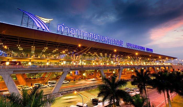 Prendere un Volo da Bangkok a Yangon