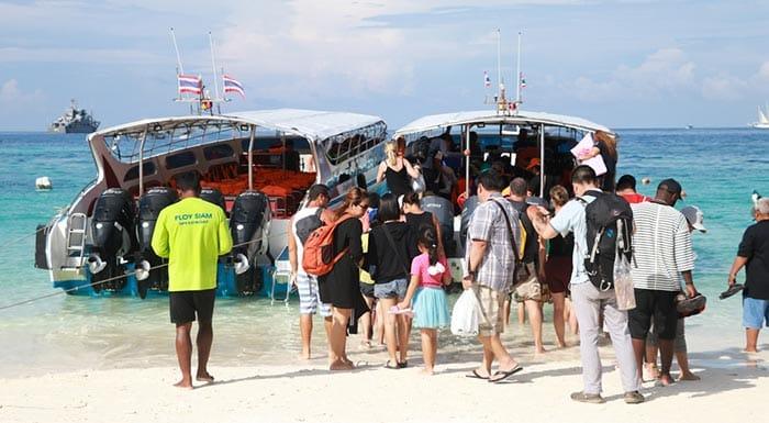 Opzioni di Viaggio per andare da Hat Yai a Koh Lipe