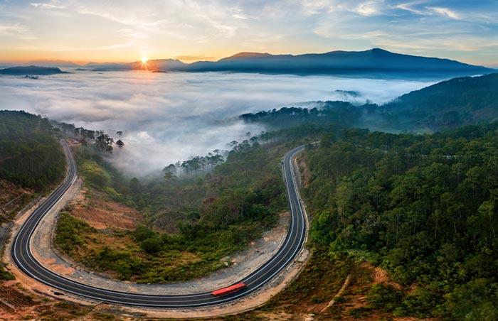 Opzioni di viaggio per andare da Ho Chi Minh a Dalat
