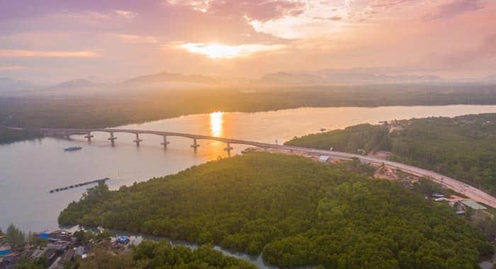 Opzioni di Viaggio per andare da Ao Nang a Koh Lanta
